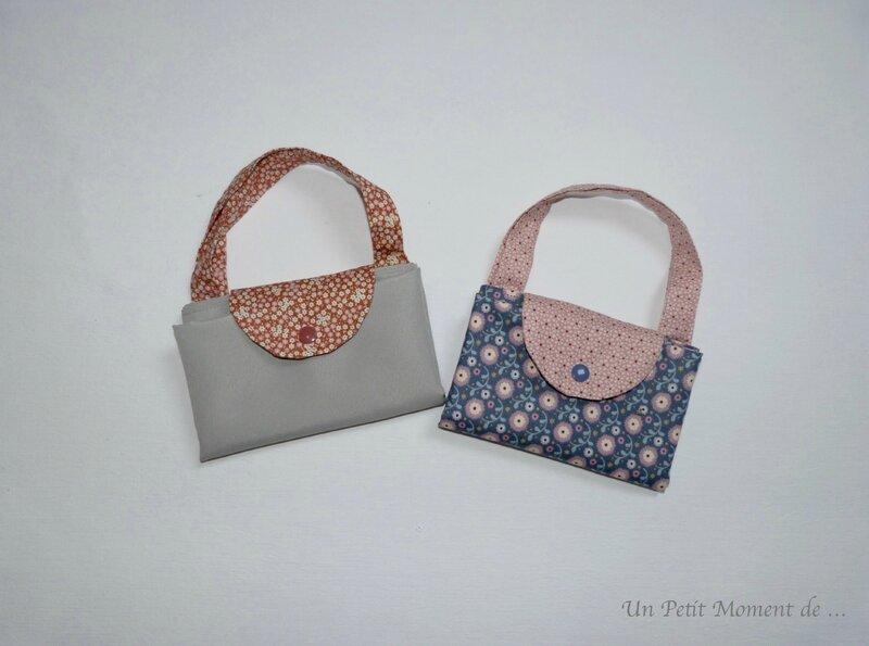 Nouveaux sacs pliables 1