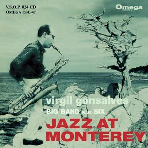 Virgil Gonsalves - 1959 - Jazz At Monterey (Omega)