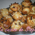 Chouquettes choco-sucre