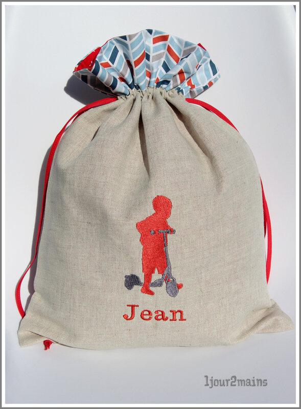sac jean