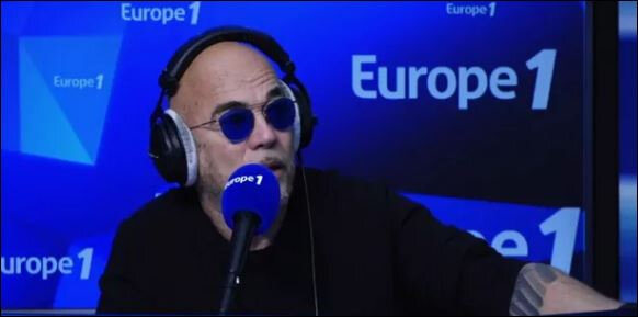 Pascal Obispo invité de Michel Denisot sur Europe 1