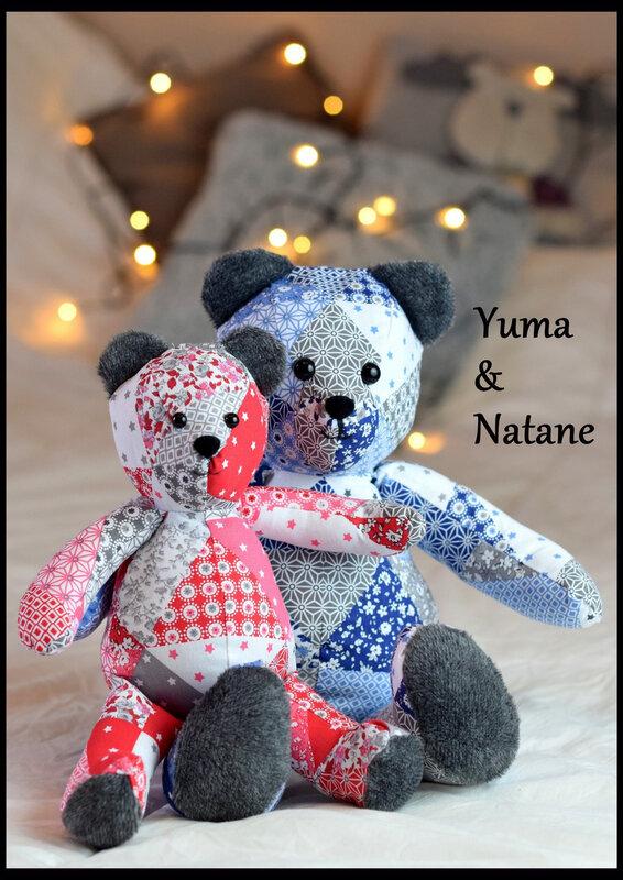 Yuma et Natane