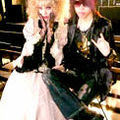 Backstage of something like this. With KISAKI. Chocolat's outfit.