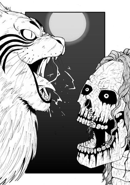 Lynx Zombie