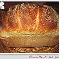 un pain brioché