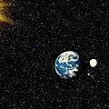 Messages de la terre et du soleil ( monique mathieu)
