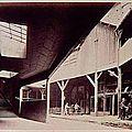Gare-saint-lazare-escalier-sortie-monte-charge-banlieue-durandelle-louis-emile