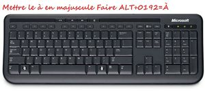 Copie de Clavier-multimedia-Wired-Keyboard-600-Black