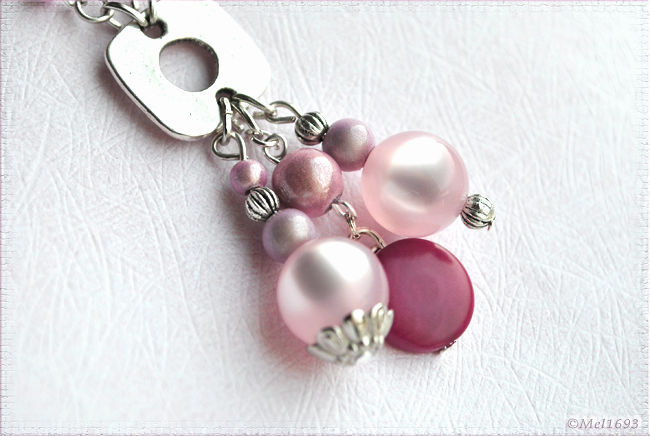 Collier printemps rose2