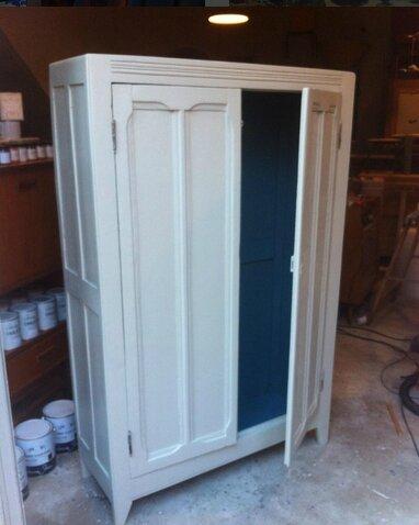 armoire parisienne sur commande