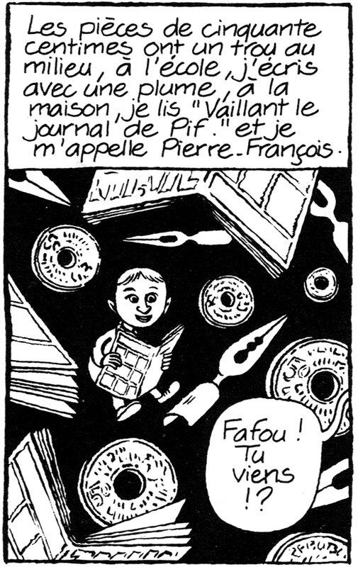 David B. - l'Ascension du Haut Mal - volume 1 planche 2