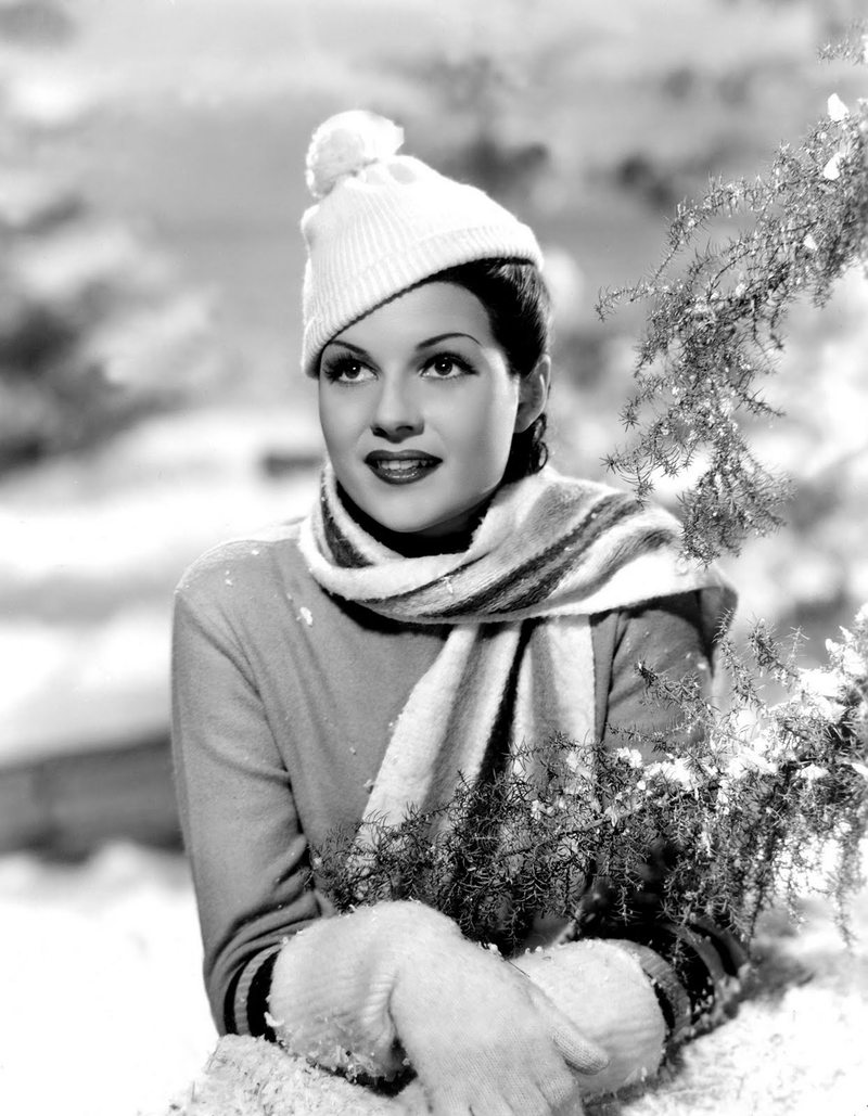 ritahayworth xmas