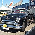 CHEVROLET Styleline Deluxe 2door convertible 1951 Sinsheim (1)