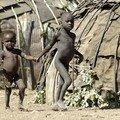Le peuple Dassanech : Enfants