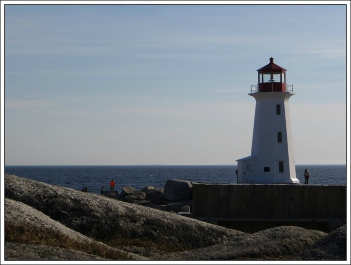 Peggys- cove -Lunenburg(NS)