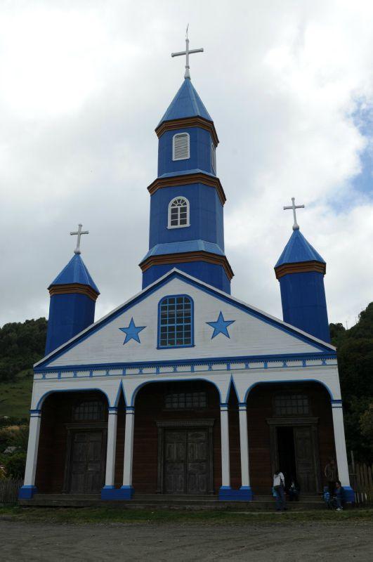 Chiloé Tenaun Eglise