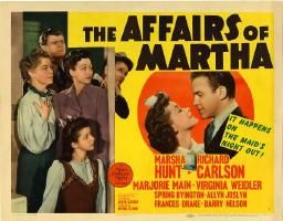 affiche_The_Affairs_of_Martha_1942_1