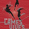 Lames vives, tome 1 : obédience, d'ariel holzl, éditions mnemos (naos)