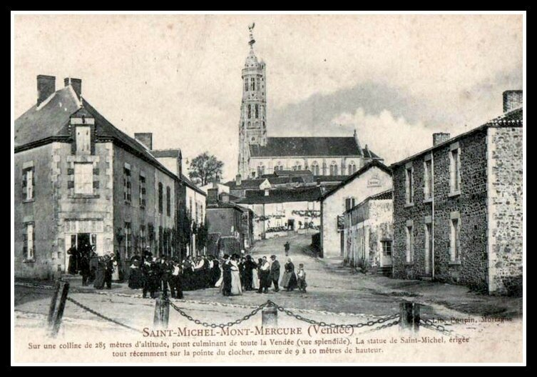 SAINT-MICHEL-MONT-MERCURE carte postale