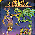 Deities and demigods: the true story from the writer himself!