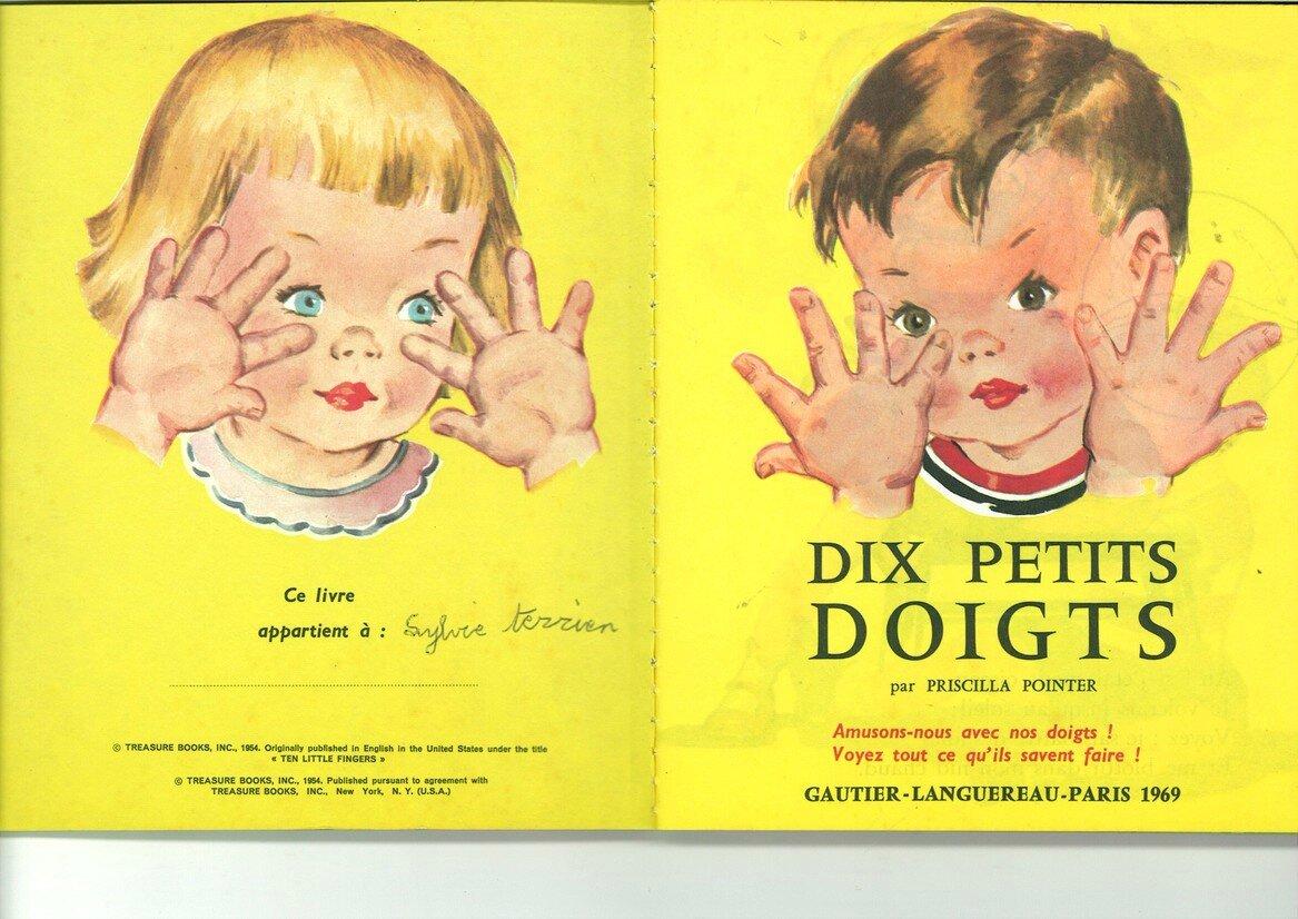 Dix Petits Doigts Le Bazar De Sophiepicoteuse