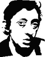 mono gainsbourg grille pt
