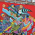 Montréal : les murs