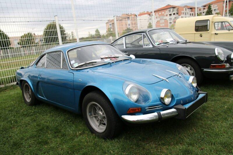 Alpine Renault berlinette