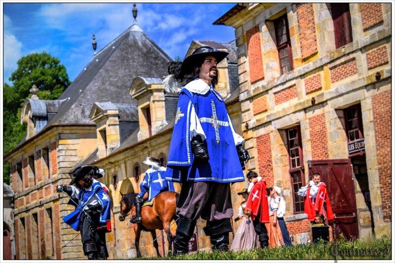Mousquetaires du Roi – Mousquetaires de Richelieu (6)