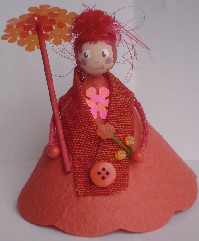 mademoiselle Ombrelle