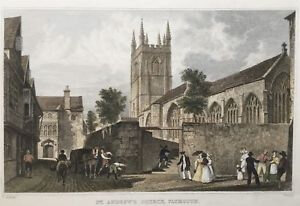 SAINT ANDREW CHURCH 1834