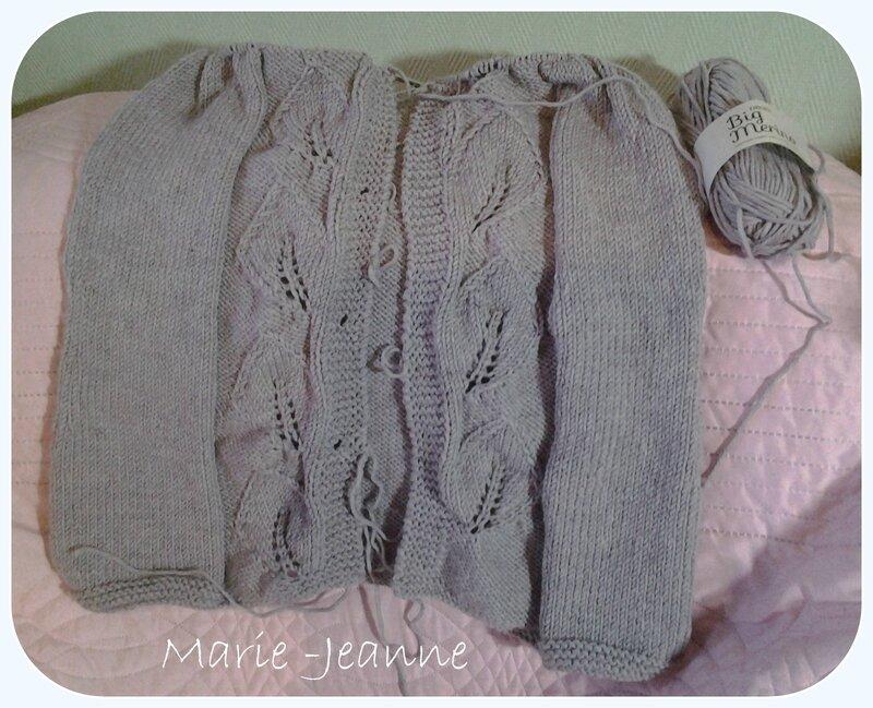 KAL Ilona -Marie-Jeanne Etape 1