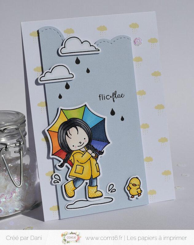Dani carte1 Jour de pluie Eloi20 Com