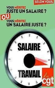 Salaire juste