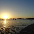 Le coucher de soleil du mardi 1er juillet 2014