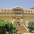 Samode palace et nawalgarh