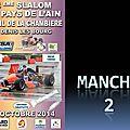 Slalom Pays de l'Ain 2014 - Manche 2