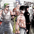 One Piece Gangsta