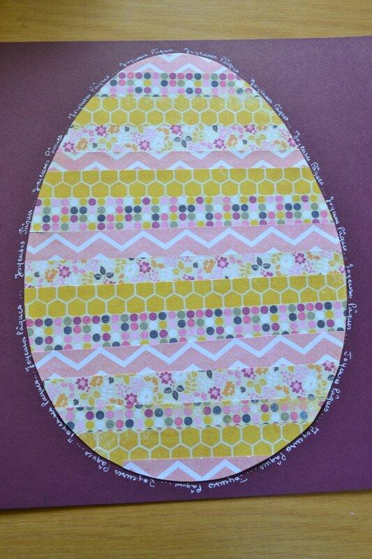 3 - Oeufs de Pâques