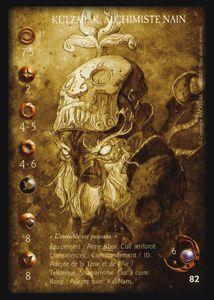 Pack de cartes nain - kulzarak_alchimiste_nain