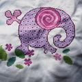 Eléphant rose... suite elefante rosa... continuacion