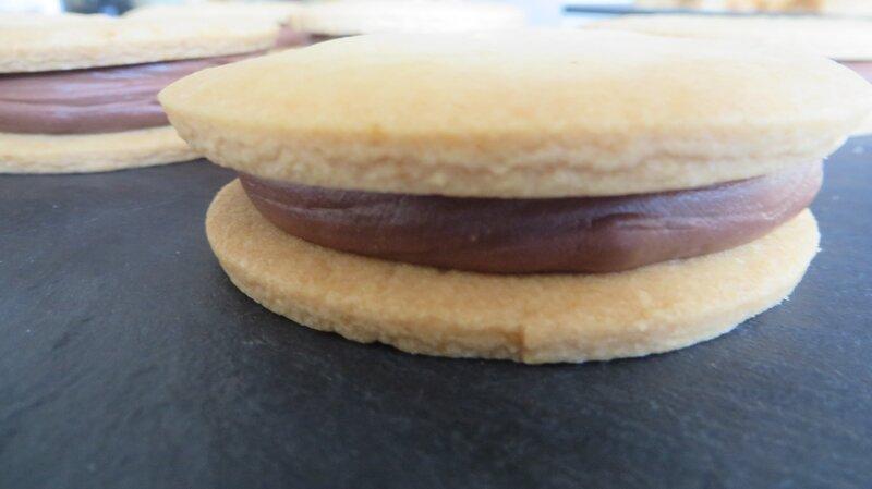 Tartelette cgocolat revisitée (4)