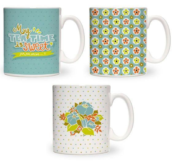 mugs sweet
