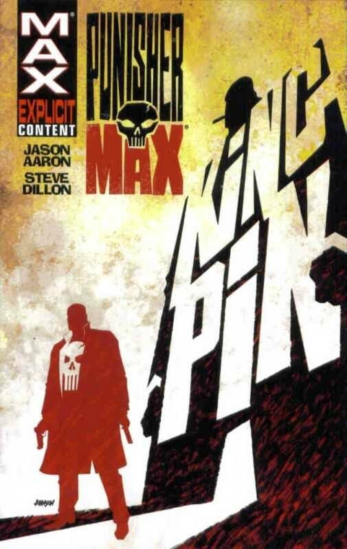 MAX punisher max vol 01 kingpin HC