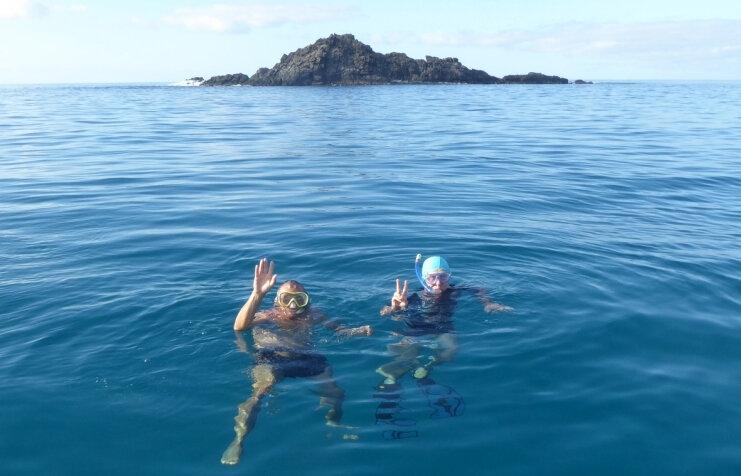 25 départ de plongeurs