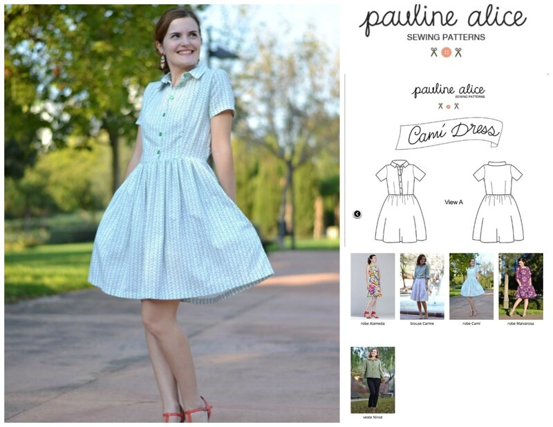 cami dress pauline alice