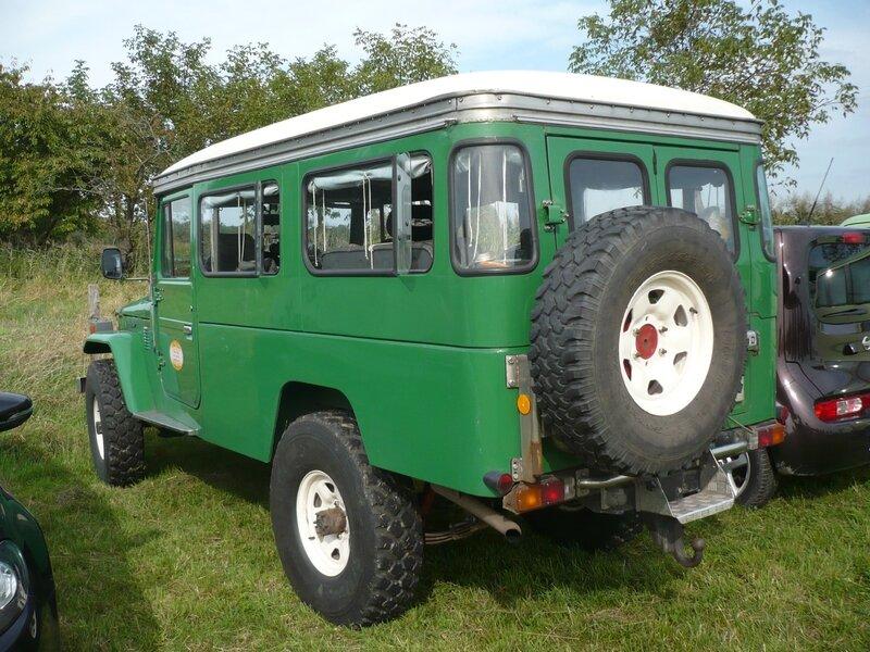 TOYOTA Land Cruiser Diesel 2door Station Wagon Lipsheim (2)