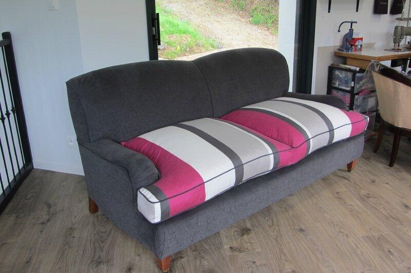 tapissier d'ameublement côté sièges