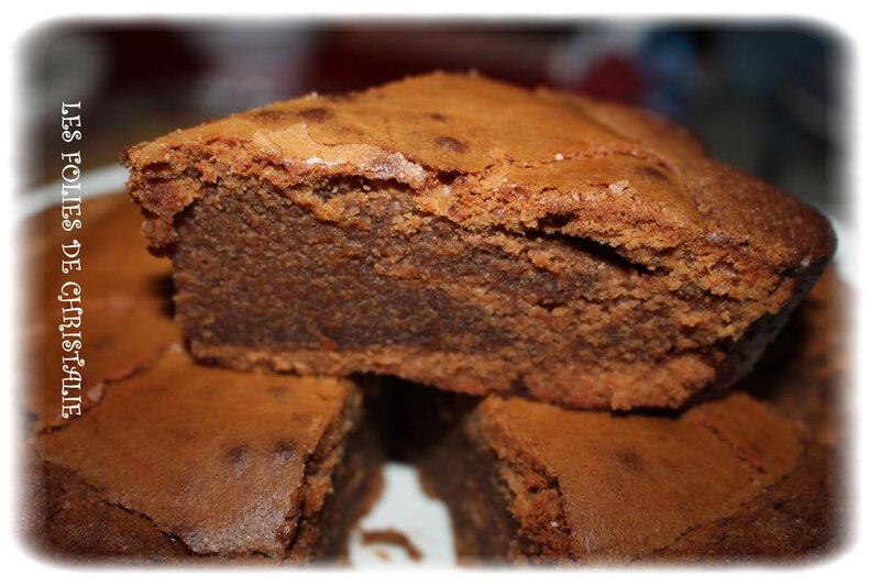 Gâteau caramélia 9