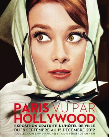 Affiche Paris Vu Hollywood Lutetiablog Lutetia Blog